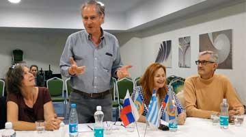 Народные дипломаты встретились с греками Ялты