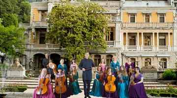 Открытие цикла концертов в Массандровском дворце